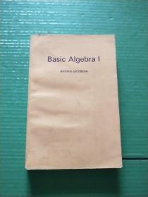 基本代数学 第一卷(英文版)见图