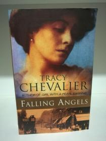 崔西·雪佛兰 Falling Angels by Tracy Chevalier(美)英文原版书