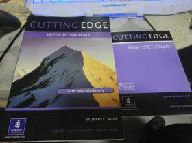 CUTTING EDGE:UPPER INTERMEDIATE with mini-dictionary(STUDENTSBOOK).