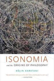 哲学的起源 Isonomia and the Origins of Philosophy