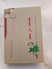 蒙文版-医法之海(上下册只有一本,参考书影)