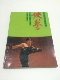 侠拳【广东南拳名家套路   一版一印   品相好】