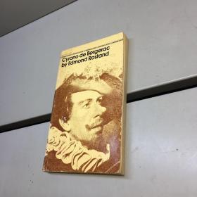 英文原版 Cyrano de Bergerac by Edmond Rostand
