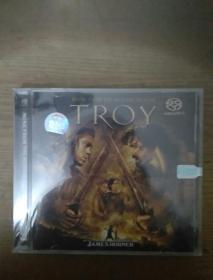 MUSiC FROM THE MOTiOM PiCTURE TROY CD 未开封