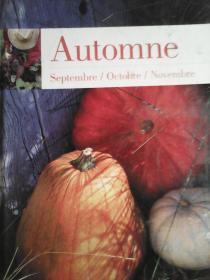 Automne 法国的秋天