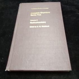 英文原版。放射化学
