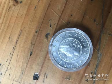REPUBBLICA  ITALIANA1946L.1纪念币一枚
