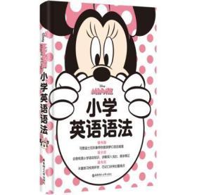 迪斯尼小学英语语法 正版 美国迪士尼公司著  9787562843337
