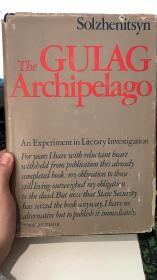 The GULAG Archipelago 外文原版