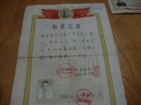 上海市榆林区第二中心小学<<毕业证书>>品图自定