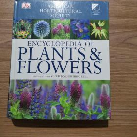American Hoicultural Society Encyclopedia of Plants and Flow