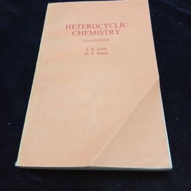 英文原版。杂环化学
