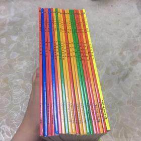 丁丁历险记【全22册 现20册 缺第1、3 册】小16开