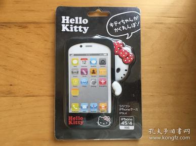 iPhone 4 ���哄3 姗¤�舵��璐�锛�Hello Kitty锛�    锛�榛��诧�