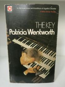 派翠西亚·温渥斯 The Key by Patricia Wentworth (英国侦探小说)英文原版书