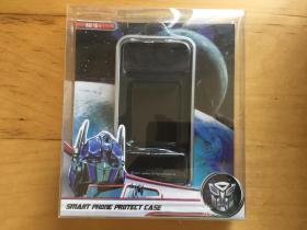 iPhone 4 手機殼 塑料材質  (變形金剛)