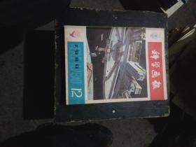 杂志:科学画报 1980(2.3.5.6.8.9.11.12)8本合售