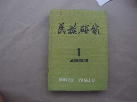 《民族研究》1993年 第1—6期 合订本