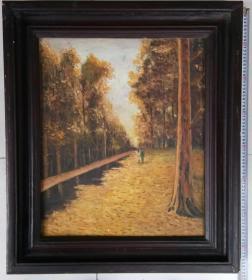 七八十年代油画之三:风景 人物