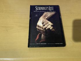SCHINDLER`S LIST:IMAGES OF THE STEVEN SPIELBERG FILM(辛德勒的名單:史蒂芬斯皮爾伯格電影的影像)32開 精裝本
