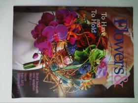 Flowers & 2011/09 插花花束捧花婚礼时尚装饰艺术英文原版杂志