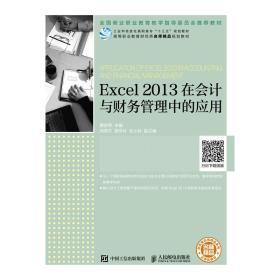 Excel2013在会计与财务管理中的应用