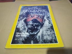 NATIONAL GEOGRAPHIC 美国国家地理英文版1986年9月