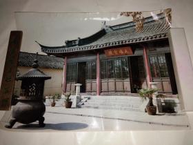 南京鸡鸣寺大雄宝殿照片
