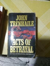 Acts of Betrayal 惊爆红蝎星,背叛的艺术