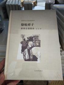 老舍作品名家插图系列:骆驼祥子(高荣生插图本)