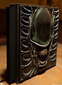订购异形 韦兰汤谷 公司报告 云台设定 云台雕刻限量版alien the wayland yutani report limited