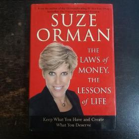 英文原版 The Laws of Money, The Lessons of Life: Keep What You Have and Create What You Deserve