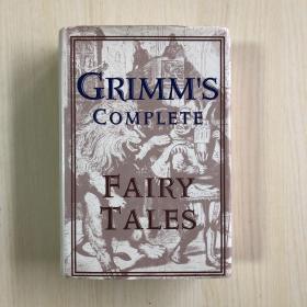 Grimms Complete Fairy Tales(精装 有护封 一厚册)