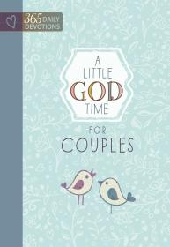 A Little  Time for Couples: 365 Daily Devotions