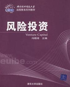 现货正版 风险投资 冯晓琦 清华大学出版社