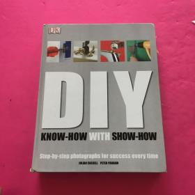 DIY KNOW-HOW WITH SHOW-HOW 精装