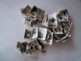 老照片一堆卖,共83张----尺寸是2到4寸左右