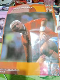 足球海报( 拉瓦内利使英格兰沸腾了