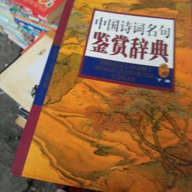 申国诗词名句鉴赏辞典上下册