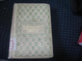 法文原版 Quatrevingt-Treze