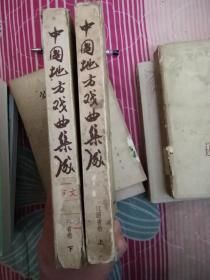 中国地方戏曲集成  江西省卷   上下