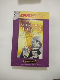 有陈旧斑点,外文原版-THE SHERLOCK HOLMES MYSTERIES (EXPANDED EDTION)福尔摩斯之谜