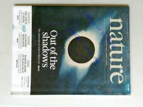 自然原版外文杂志期刊 nature 508 281-426 2014/04/17 no.7496