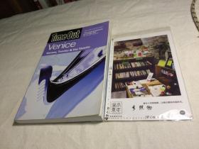 英文原版  TIME OUT - VENICE  威尼斯(TIMEOUT城市指南丛书)