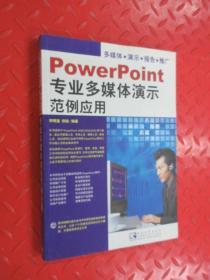 PowerPoint专业多媒体演示范例应用