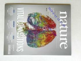 自然原版外文杂志期刊 nature 508 145-280 2014/04/10 no.7495