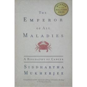 [全新进口原版现货]众病之王The Emperor of All Maladies: A Biography of Cancer9781439170915