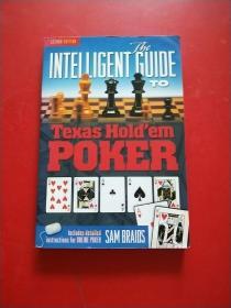The Intelligent Guide to Texas Hold'em POKER   德州扑克智能指南  详情看图