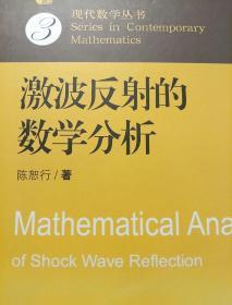 激波反射的数学分析