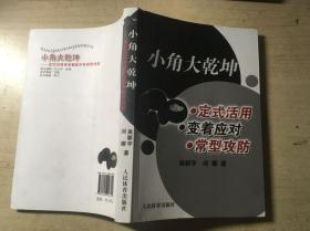小角大乾坤:定式活用·变着应对·常型攻防(吴新宇 闵娜 著)围棋类书 正版原版仅发行5000册